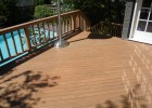 Deck Staining Vancouver ~ Shaughnessy Deck Refinishing