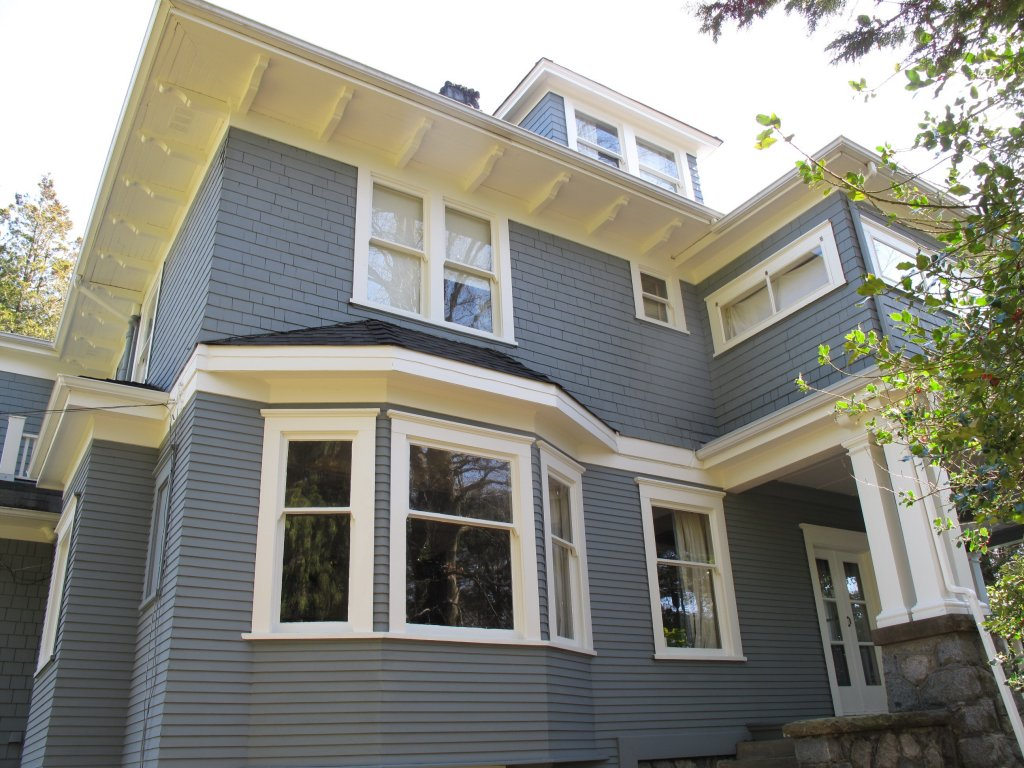 Vancouver painting vancouver exterior painting photos for Colour painting for house
