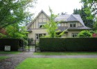 Vancouver Painting.  Exterior Painting in Shaughnessy, Vancouver