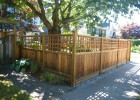 Fence Staining & Fence Painting in Vancouver
