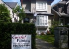 Vancouver Exterior Painting ~ Careful Painting At Work in Point Grey