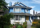 Westside Vancouver Exterior House Painting in Kerrisdale