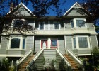 Exterior Vancouver Painting in Kitsilano done by Careful Painting.