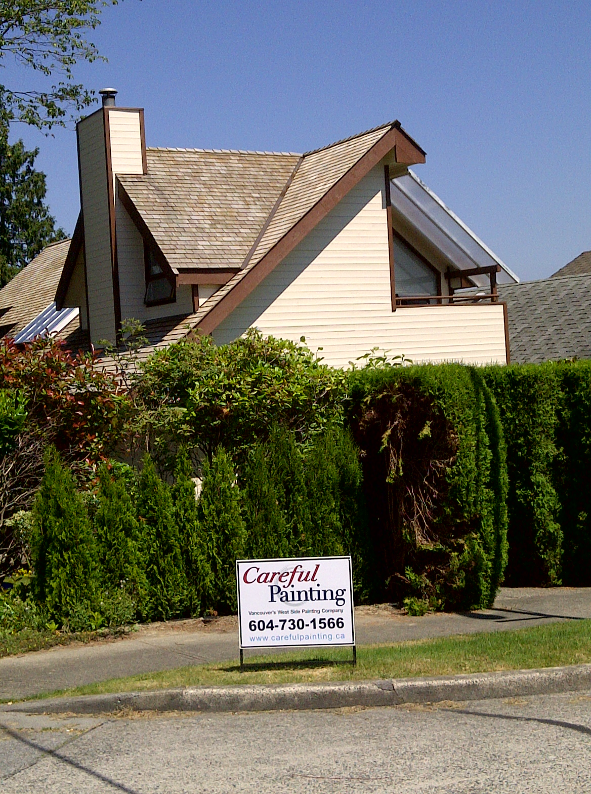 Vancouver Painters House Painters West Side Painters Careful Painting Vancouver